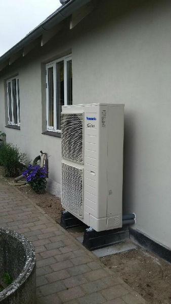 Luft til vand varmepumpe - Referencer - Morud VVS & El ApS